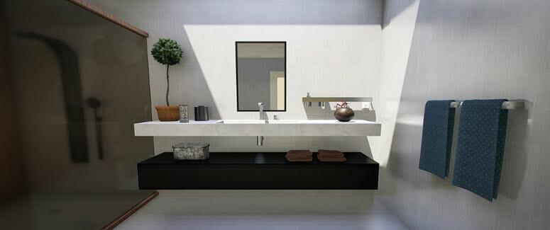 Badspiegel – unverzichtbar und attraktiv